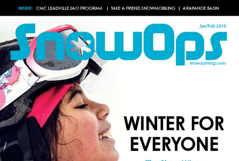 SnowOPs - January/February 2019